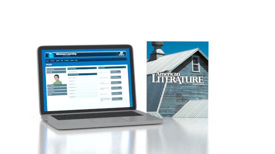 American Literature Online with Books (2nd. ed.)