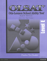 OLSAT Practice Test: Grades 4-5 (Level E, additional student)