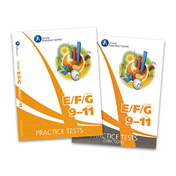 Practice Test Kit for Form E Iowa Assessments: Grades 3-5 (Levels 9-11, teacher & student)
