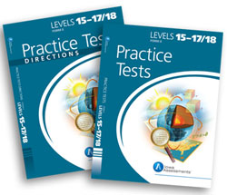 Practice Test Kit for Form E Iowa Assessments: Grades 9-12 (Levels 15-17/18, teacher & student)