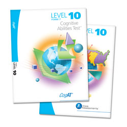Iowa Assessments & CogAT Grade 4 Combo (Form E/7, Level 10)