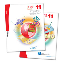 Iowa Assessments Form E & CogAT 7, Level 11 (Grade 5)