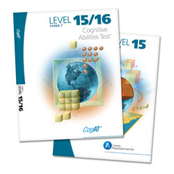 Iowa Assessments Form E & CogAT 7, Level 15 (Grade 9)