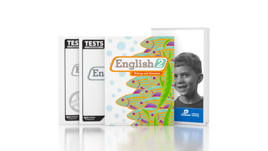 English 2 DVD with Books (2nd ed.)