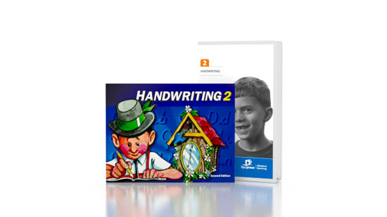 Handwriting 2 DVD with Books (2nd ed.)