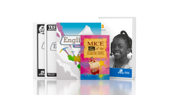 English 3 DVD with Books (2nd ed.)