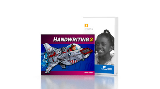 Handwriting 3 DVD with Books (2nd ed.)