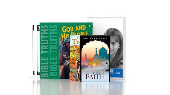 Bible Truths 4 DVD with Books (3rd ed.)