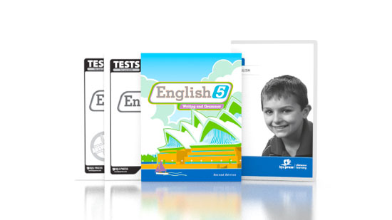 English 5 DVD with Books (2nd ed.)