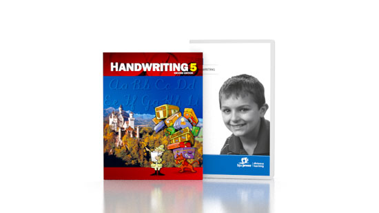 Handwriting 5 DVD with Books (2nd ed.)