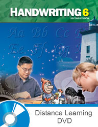 Handwriting 6 DVD with Books (2nd ed.)