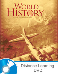 World History DVD with Books (3rd ed.)