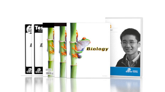 Biology DVD with Books (4th ed.)