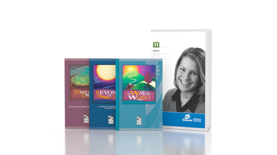 Bible 11 DVD with Books