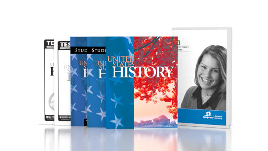 United States History DVD with Books (3rd ed.)