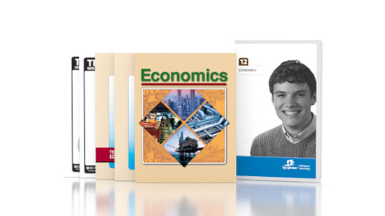 Economics DVD with Books (1st ed.)