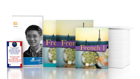 French 1 DVD with Books (2nd ed.)