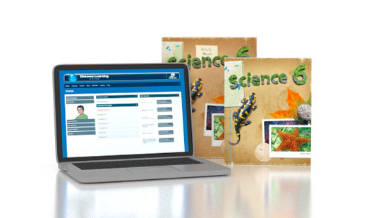 Science 6 Online with Books (4th ed.)