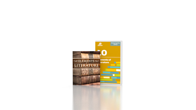 Elements of Literature 10 DVD with Books (2nd ed.)