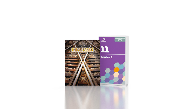 Algebra 2 DVD with Books (3rd ed.)