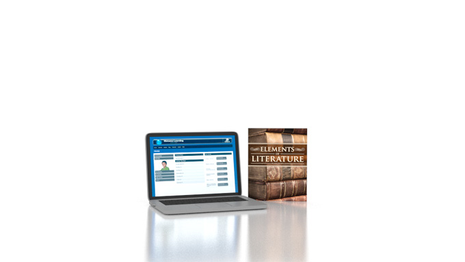 Elements of Literature Online with Books (2nd ed.)