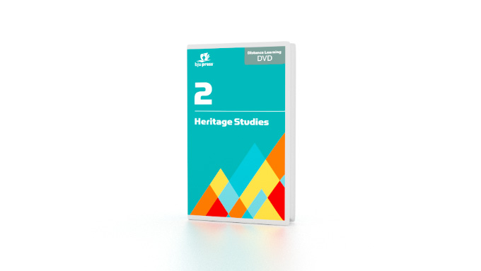 Heritage Studies 2 DVD Only (3rd ed.)