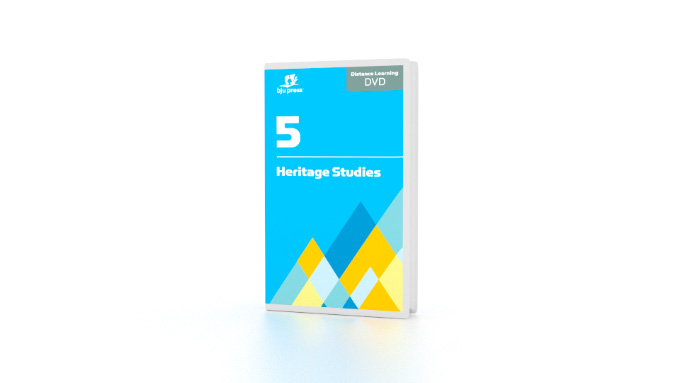 Heritage Studies 5 DVD Only (4th ed.)