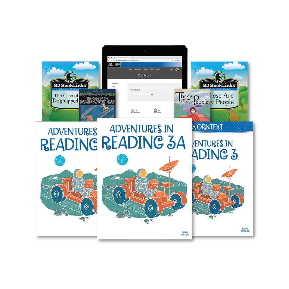 Reading 3 Online with Books (3rd ed.)