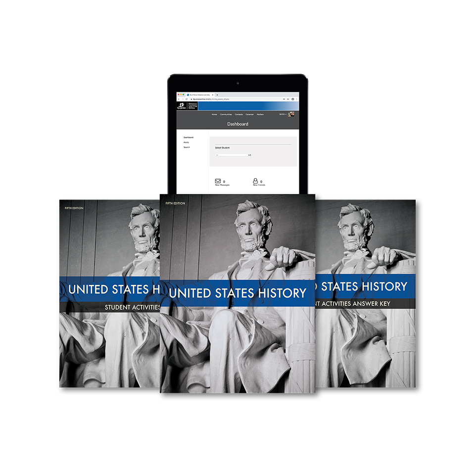 United States History Online with Books (5th ed.)