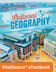 Cultural Geography eTextbook Student Text (4th ed.)