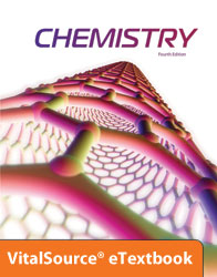 Chemistry eTextbook Student Text (4th ed.)