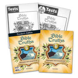 Bible Truths 6 Subject Kit (4th ed.)