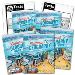 Cultural Geography Subject Kit (4th ed.)