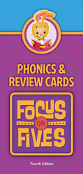 K5 Phonics and Review Cards (4th ed.)
