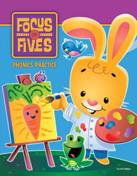Phonics Practice for K5 (4th ed.)