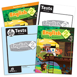 English 2 Subject Kit (3rd ed.)