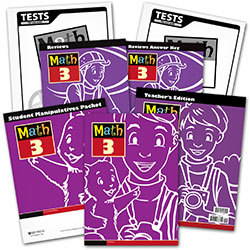 Math 3 Subject Kit (3rd ed.)