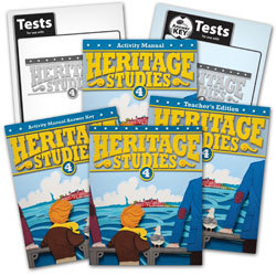 Heritage Studies 4 Subject Kit (3rd ed.)