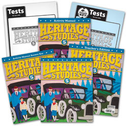 Heritage Studies 5 Subject Kit (4th ed.)