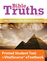 Bible Truths Level B eTextbook & Printed ST (4th ed.)