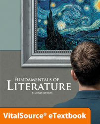 Fundamentals of Literature eTextbook ST (2nd ed.; copyright update)