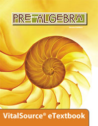 Pre-Algebra eTextbook ST (2nd ed.; copyright update)