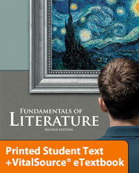 Fundamentals of Literature eTextbook & Printed ST (2nd ed.; copyright update)