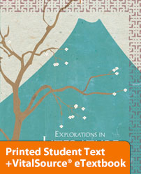 Explorations in Literature eTextbook & Printed ST (4th ed.; copyright update)
