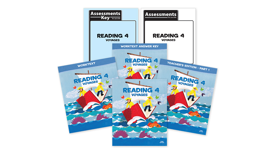 Reading 4 Subject Kit (3rd ed.)