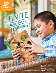 2018 Homeschool Catalog