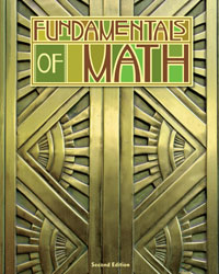 Fundamentals of Math Student Text (2nd ed.; copyright update)