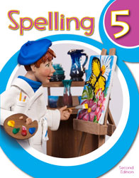 Spelling 5 Student Worktext (2nd ed.; copyright update)