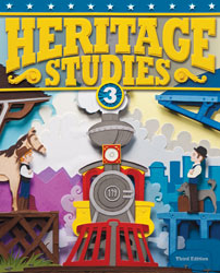 Heritage Studies 3 Student Text (3rd ed.; copyright update)