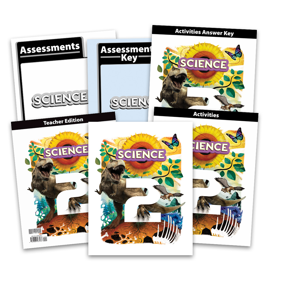 Science 2 Subject Kit (5th ed.)